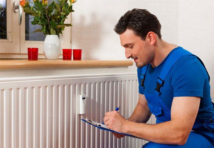 Установка счетчиков учета тепла в квартире