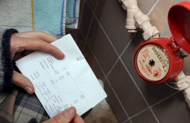 Как рассчитать водоснабжение по счетчику