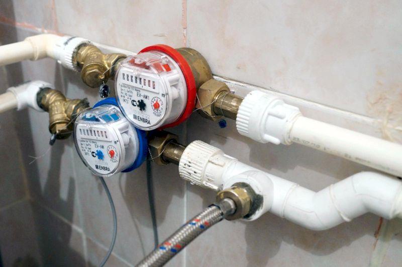 Установка счетчиков воды: как правильно, какой выбрать?